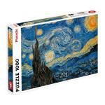 Puzzle 1000 pièces Van Gogh La nuit étoilée
