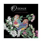 Illustrations à colorier Oiseaux