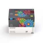 Feutre à alcool Promarker Collection 96 couleurs