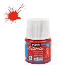 Peinture textile Setacolor pailletés tissus clairs 45 ml - 101 - Orange vif