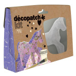 Cheval en papier mâché - Mini kit