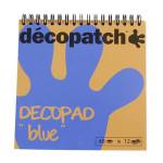 Bloc Color Décopad  Bleu