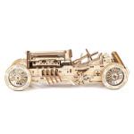 Puzzle mécanique en bois Bolide U-9 Grand Prix