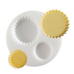 Moule en silicone  thème fond de tarte