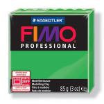 Pâte polymère Fimo Pro 85 g - 5 - Vert