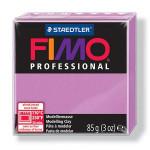Pâte polymère Fimo Pro 85 g - 62 - Lavande