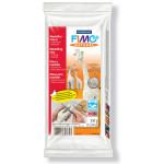 Pâte à modeler Fimo Air Natural 350 g - 02 - Blanc edelweiss