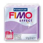 Pâte polymère Fimo Effect 56g - 607 - Lilas perle