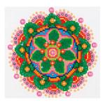 Broderie Diamant kit débutant Mandala Fleurs