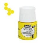 Peinture Vitrail Opaque 45 ml - 41 - Jaune soleil