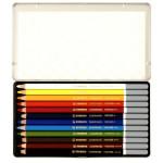 Crayons pastel aquarellables - 12 pcs