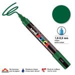 Marqueur PC-5M pointe conique moyenne - Vert foncé