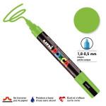 Marqueur PC-5M pointe conique moyenne - Vert pomme