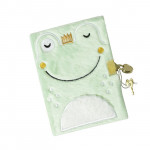 Journal intime Grenouille 17 x 12,5 cm