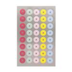 Œillets de renforcement pastels