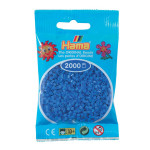 Perle à repasser Mini 2000 pièces - Bleu