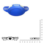 Perforatrice bordure - Ruban de cœurs