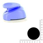 Géante perforatrice - Cercle - Env 5 cm