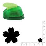 Petite perforatrice - Lotus - Env 1.7 cm