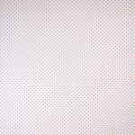 Papier imprimé Blanc / Cœur rose 30,5 x 30,5 cm
