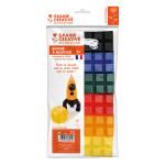 Cire à modeler couleurs Vives n°1 6 x 40 g + Mèche 1 m