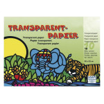 Papier vitrail 23 x 30 cm 10 couleurs