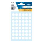 Etiquettes blanches 12 mm par 240