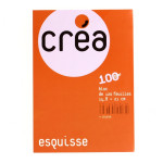 BLOC ESQUIS CREA A5 100G 120F