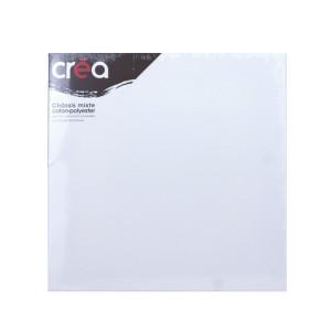 Châssis carré Mixte polyester + coton - 100 x 100 cm