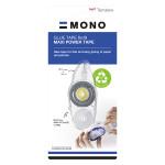 Colle en rouleau Maxi Power Tape 8,4 mm x 16 m recharge