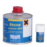 Résine polyester 8903 500 g