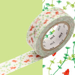 Masking Tape ex Poissons rouges 15 mm x 10 m