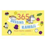Livre 365 dessins kawaii pour toute l'année !