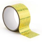 Ruban adhésif décoratif Queen Tape 48 mm x 8 m Or