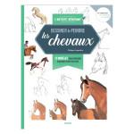 Livre Dessiner et peindre les chevaux
