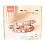 Mes Kit Make It bijoux Mon bracelet Wrap