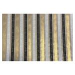 Papier kraft indien 50 x 70 cm 100 g/m² Noir Blanc & Doré 2