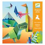Origami Dinosaures