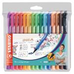 Feutre pointMax Pochette 15 couleurs