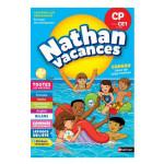 Cahier de vacances primaire CP vers le CE1 6/7 ans