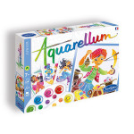 Aquarellum Junior coffret Aladin