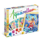 Aquarellum coffret Mythologie