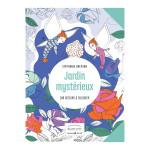 Livre de coloriage Jardin mystérieux
