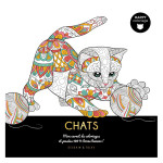 Carnet Happy coloriage Chats