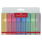 Surligneur TL 46 Fluo + Pastel Set 8 couleurs
