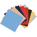 Papier Pellaq®  LEZARD 50 x 68 cm 188 g/m² - Mauve
